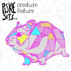 Piskie Sits Creature Feature2